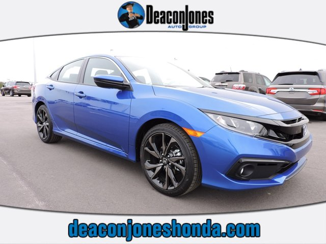 2019 Honda Civic Sedan SPORT Goldsboro NC