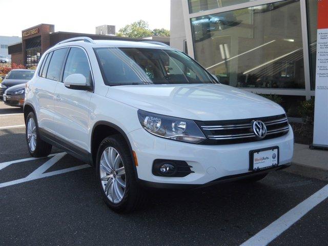 2015 Volkswagen Tiguan SEL Turbocharged All Wheel Drive Power Steering ABS 4-Wheel Disc Brakes