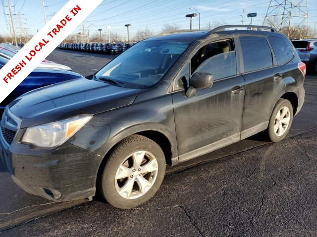 Used 2015 Subaru Forester in Elyria, OH