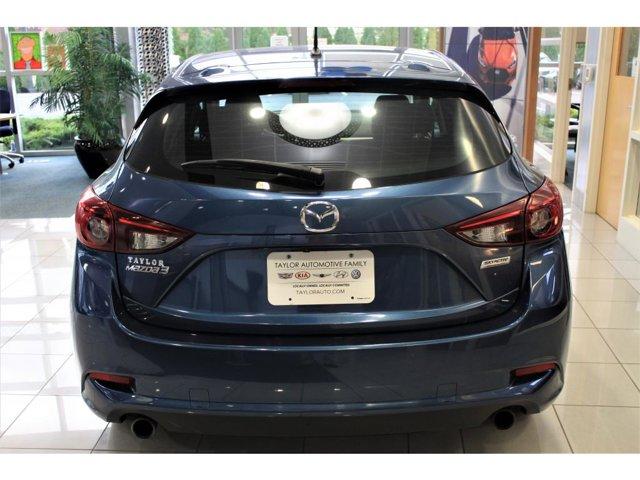 2018 Mazda Mazda3 5-Door Touring Eternal Blue Mica