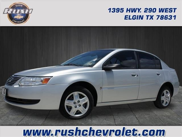 2006 Saturn Ion 2 Front Wheel Drive Tires - Front All-Season Tires - Rear All-Season Wheel Cover
