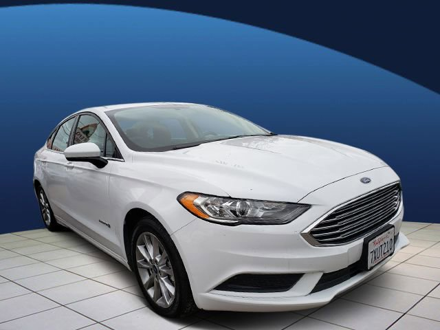 2017 Ford Fusion Hybrid SE Front Wheel Drive Power Steering ABS 4-Wheel Disc Brakes Brake Assis