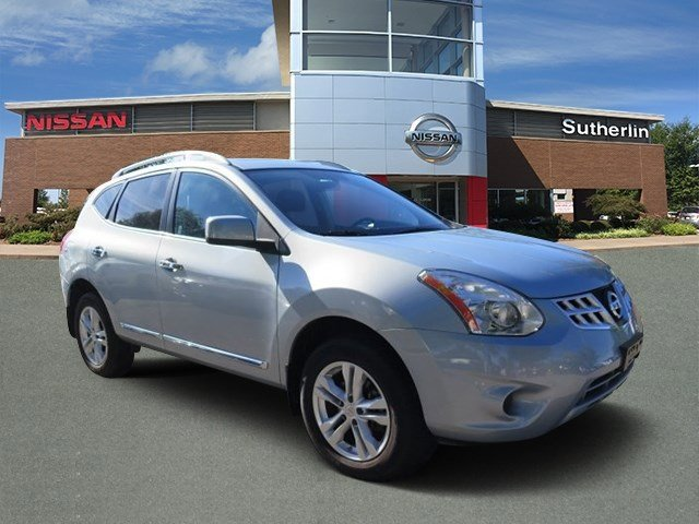2012 Nissan Rogue SV All Wheel Drive Tow Hooks Power Steering 4-Wheel Disc Brakes Aluminum Whee
