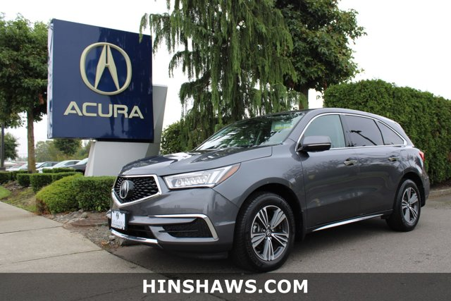 Used 2017 Acura MDX in Fife, WA