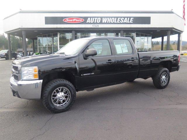 2009 Chevrolet Silverado 2500HD Work Truck Rear Wheel Drive Tow Hooks Power Steering ABS 4-Whee