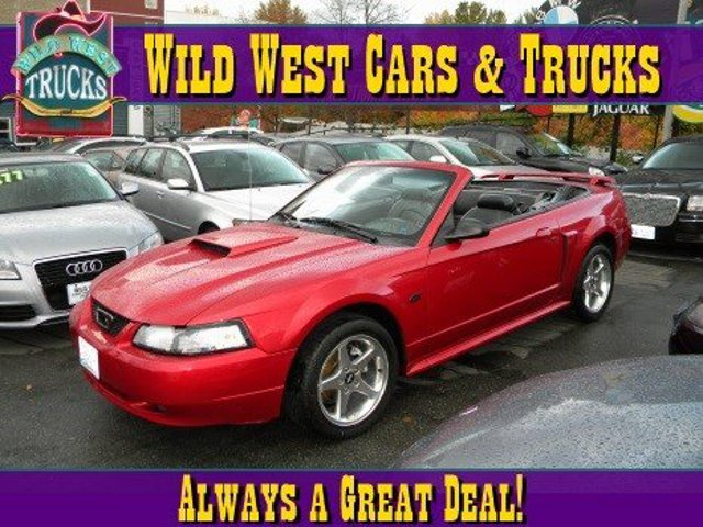 2002 Ford Mustang GT Premium LockingLimited Slip Differential Traction Control Rear Wheel Drive