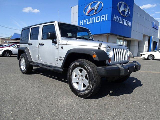 2011 Jeep Wrangler Unlimited Sport 49651 miles VIN 1J4BA3H10BL539251 Stock  1918485289 235