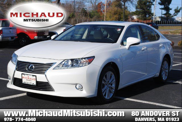 2014 Lexus ES 350 SEDAN Front Wheel Drive Power Steering ABS 4-Wheel Disc Brakes Brake Assist