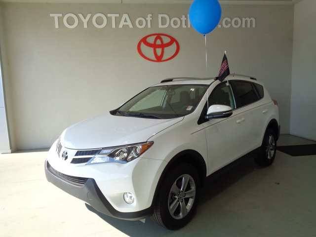 Used 2015 Toyota RAV4 in Dothan & Enterprise, AL