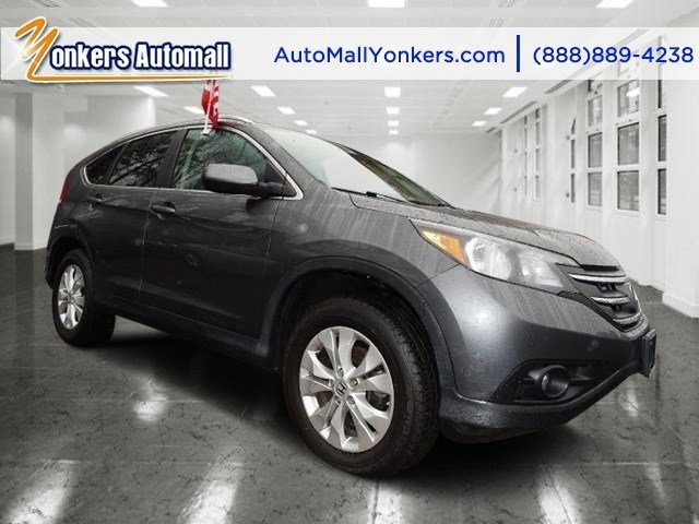 2012 Honda CR-V EX-L Urban Titanium MetallicGray V4 24L Automatic 42094 miles 1 owner clean