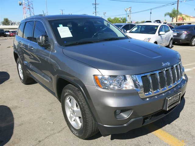 2012 Jeep Grand Cherokee Laredo Gray V6 36L Automatic 55664 miles Choose from our wide range