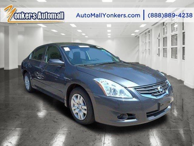 2012 Nissan Altima 25 S Ocean Gray MetallicCharcoal V4 25L Automatic 42211 miles Yonkers Aut