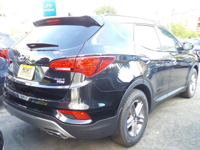 2017 Hyundai Santa Fe Sport 24L BlackTan V4 24 L Automatic 47 miles Woodland Hills Hyundai