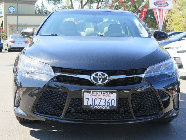 2015 Toyota Camry Xse Sedan Black V6 35 L Automatic 36188 miles Schedule your test drive toda