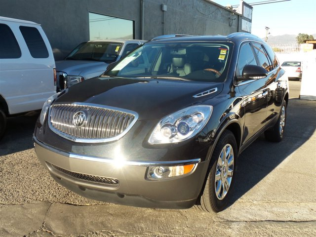 2012 Buick Enclave Premium Carbon Black Metallic V6 36L Automatic 47821 miles Choose from our