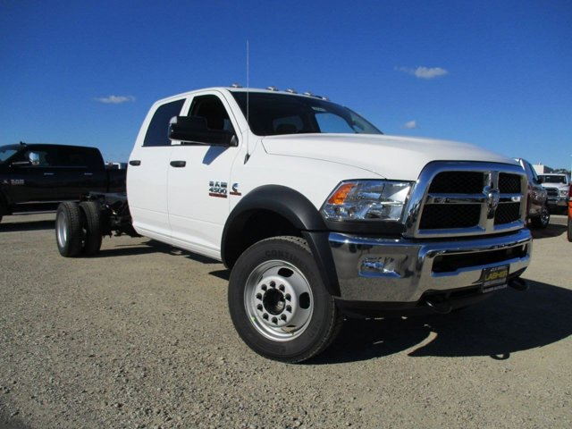 2017 Ram 4500 Chassis Cab Tradesman Bright White Clearcoat V6 67 L Automatic 16 miles Finance