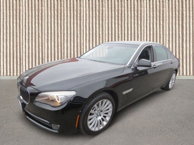 2009 BMW 7 Series 750Li Jet BlackBlack V8 44L Automatic 45466 miles This 2009 BMW 750Li Twin-T