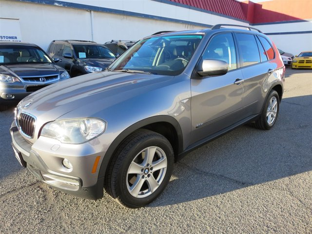 2007 BMW X5 30si Space Gray MetallicBlack V6 30L Automatic 90005 miles Previously Certified P