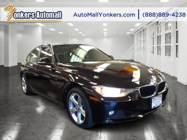 2013 BMW 3 Series 328i xDrive Jet BlackBlack V4 20L Automatic 44294 miles Yonkers Auto Mall i