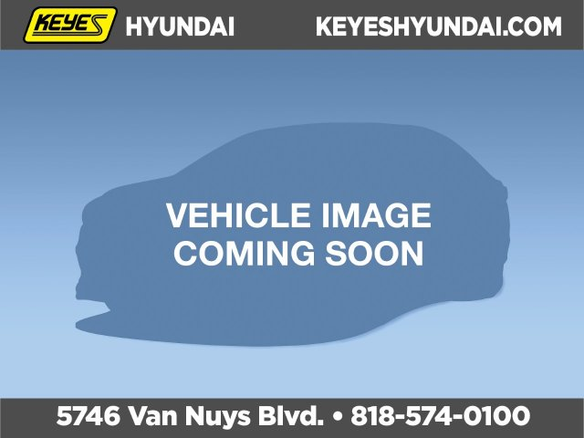 2018 Hyundai Kona SEL Surf BlueBlack V4 20 L Automatic 12 miles Keyes Hyundai on Van Nuys is