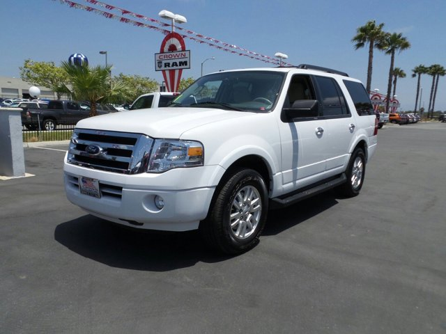2014 Ford Expedition XLT Oxford WhiteStone V8 54 L Automatic 41978 miles Check out this 2014