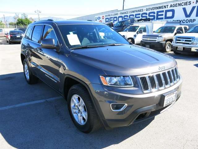 2014 Jeep Grand Cherokee Laredo Gray V6 36 L Automatic 45915 miles Choose from our wide range