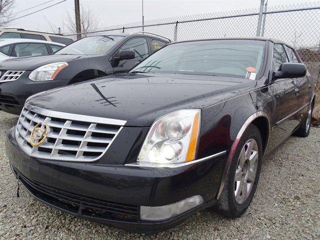 2006 Cadillac DTS w1SB Black RavenTitanium V8 46L Automatic 100204 miles Only 100 204 Miles
