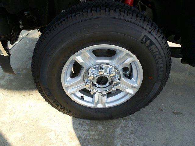 2017 Ford Super Duty F-350 SRW XL Oxford WhiteMed Earth Gry Hd Vinyl V8 67 L Automatic 0 miles