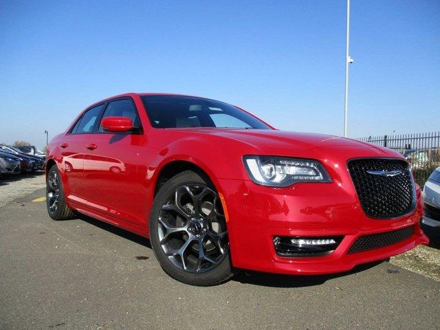 2017 Chrysler 300 300S Redline Red Tricoat Pearl V6 36 L Automatic 14 miles  300S PREMIUM GRO