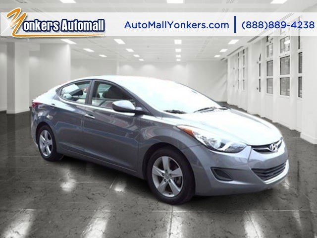 2013 Hyundai Elantra GLS GrayGray V4 18L Automatic 39926 miles  Front Wheel Drive  Power Stee