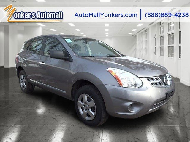 2012 Nissan Rogue S Platinum GraphiteBlack V4 25L Automatic 48883 miles Yonkers Auto Mall is t