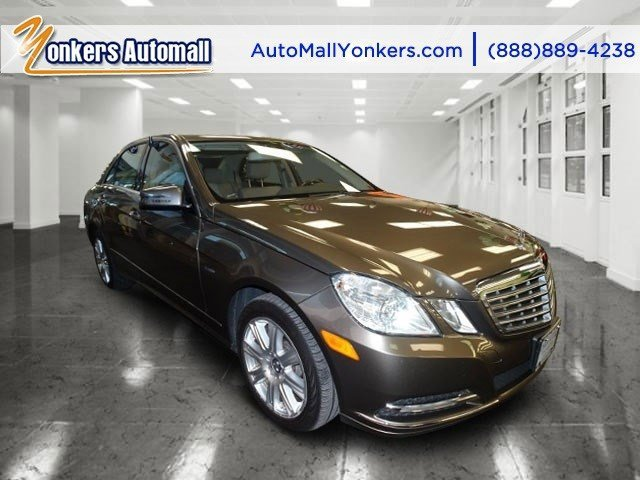 2012 Mercedes E-Class E350 Luxury Cuprite Brown MetallicAlmondMocha V6 35L Automatic 41021 mi