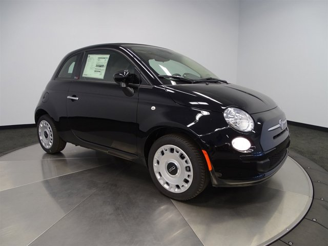 2016 FIAT 500c Pop Nero Puro Straight BlackA7x9 V4 14 L Automatic 0 miles Buy it Try it L