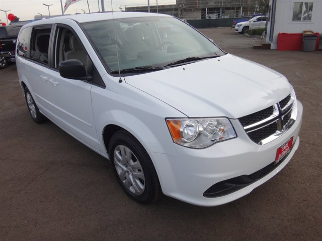 2017 Dodge Grand Caravan C BRIGHT WHITE CL V6 36 L Automatic 2 miles 30 years ago Dodge invent