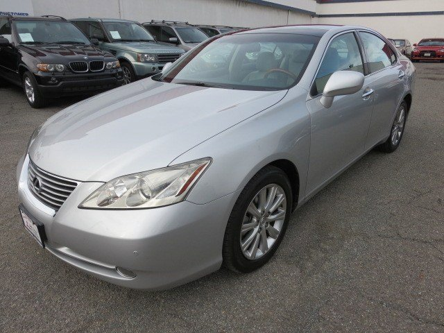 2007 Lexus ES 350 Tungsten MetallicLight Gray V6 35L Automatic 67360 miles LOW MILES 1-OWNER