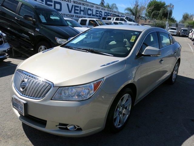 2010 Buick LaCrosse CXL Gold Mist Metallic V6 30L Automatic 103182 miles Deal PendingChoos