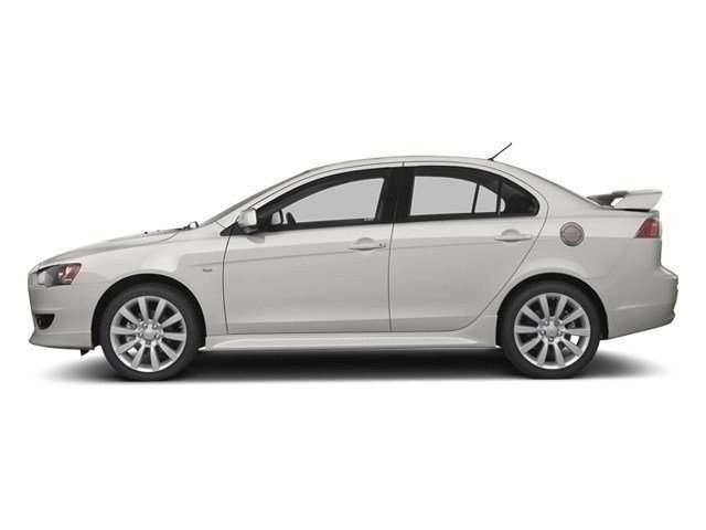 2014 Mitsubishi Lancer GT Wicked WhiteBlack V4 24 L Automatic 5 miles They are Here The ALL N