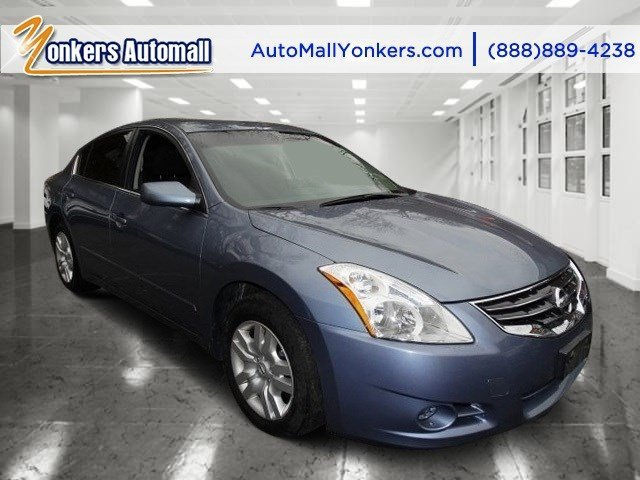 2012 Nissan Altima 25 S Ocean Gray MetallicCharcoal V4 25L Automatic 17572 miles 1 owner cl