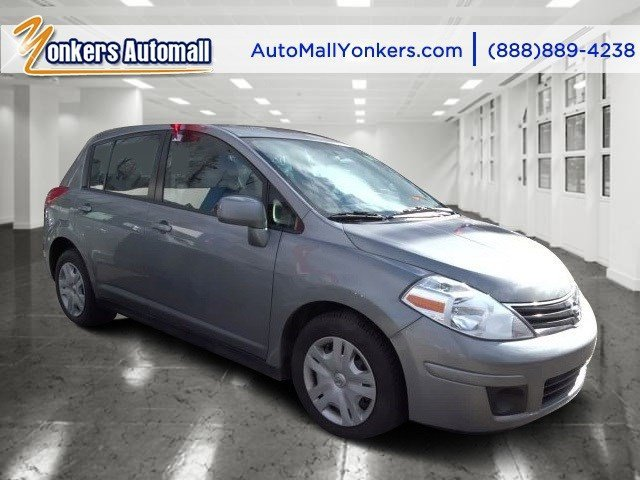 2012 Nissan Versa S Magnetic Gray MetallicCharcoal V4 18L Automatic 43072 miles Clean carfax