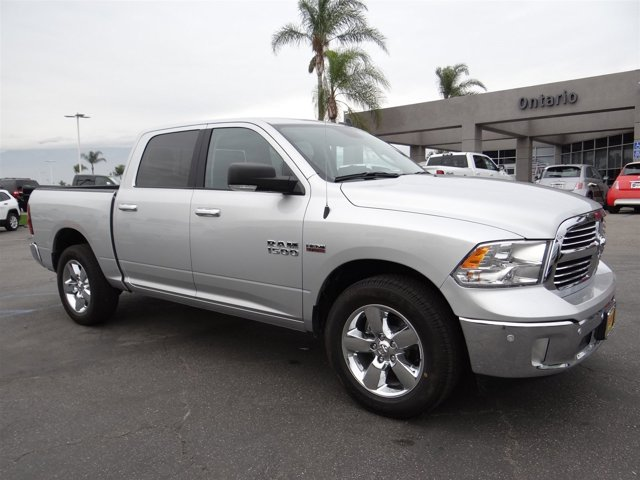 2017 Ram 1500 SLT Bright Silver Metallic ClearcoatM9x8 V8 57 L Automatic 10 miles Buy it Try