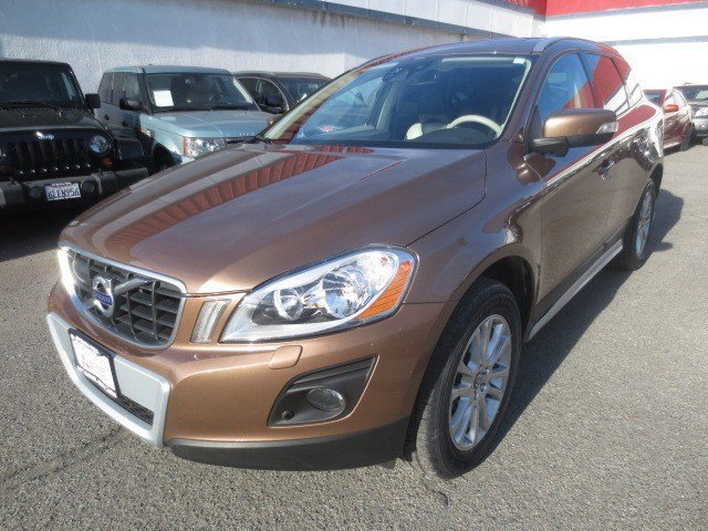 2010 Volvo XC60 30T Terra Bronze MetallicSoft BeigeEspresso Brown V6 30L Automatic 27277 mile