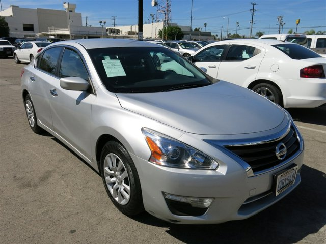 2013 Nissan Altima 25 S Brilliant Silver Metallic V4 25L Variable 41947 miles Deal Pending