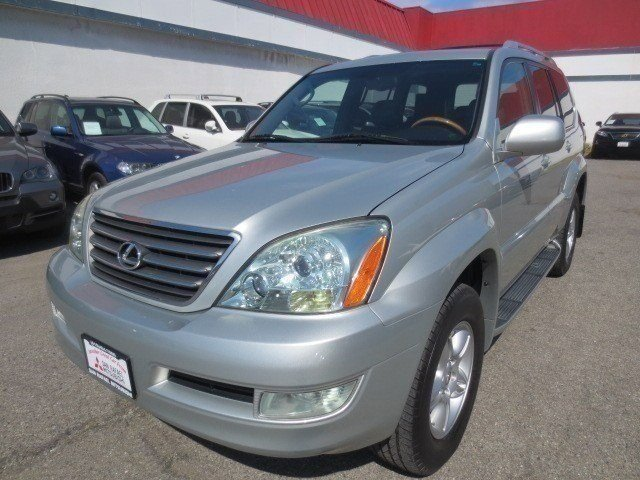 2004 Lexus GX 470 Silver Pine MetallicGray V8 47L Automatic 113212 miles Here is The 2004 Lexu