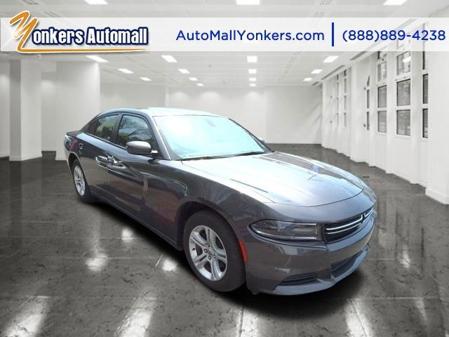 2015 Dodge Charger SE Billet Silver Metallic ClearcoatBlack V6 36 L Automatic 34669 miles Lav