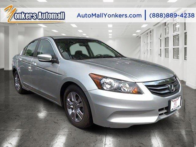 2012 Honda Accord Sdn SE Alabaster Silver MetallicBlack V4 24L Automatic 37029 miles 1 owner