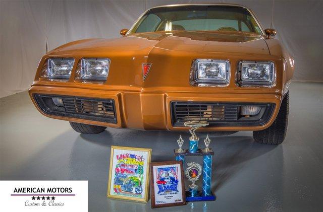 1979 Pontiac Firebird Gold V  Automatic 31460 miles Gorgeous bronze with tan interior Firebird