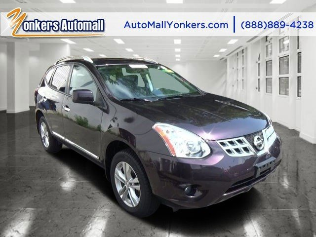 2013 Nissan Rogue SV Black AmethystBlack V4 25L Automatic 40658 miles 1 owner clean Carfax