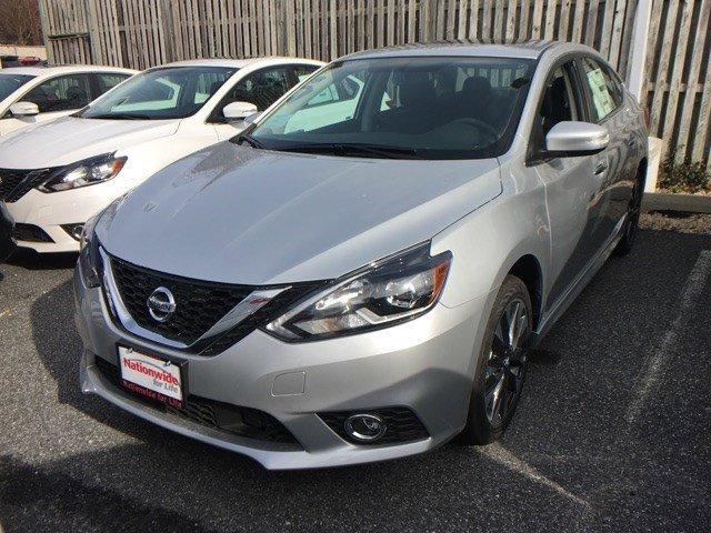 2017 Nissan Sentra SR SilverLI G V4 18 L Variable 5 miles  P02 SR PREMIUM TECHNOLOGY PACKAG