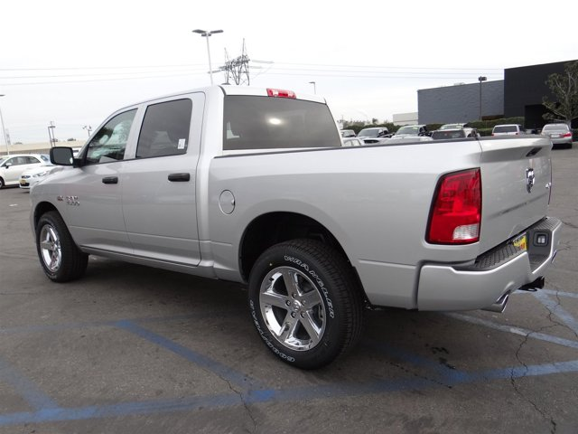 2017 Ram 1500 Express Bright Silver Metallic ClearcoatV9x8 V8 57 L Automatic 10 miles Buy it