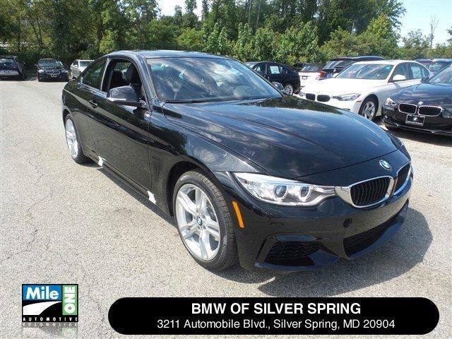 2015 BMW 4 Series 428i xDrive Black Sapphire MetallicBlack V4 20 L Automatic 0 miles Please c